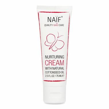 Naif, Krem pielęgnacyjno-nawilżający dla niemowląt 100% naturalny, 75 ml