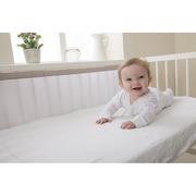 Purflo, Oddychający ochraniacz do łóżeczka Pur Air - Soft Truffle