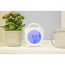 Purflo, Zegar do nauki snu - Snoozee Sleep Trainer & Clock