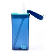Drink In The Box, Bidon ze słomką borówkowy 350ml