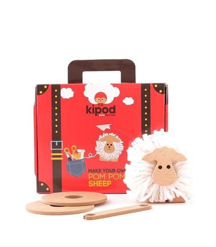 Kipod, Pom Pom Sheep Pomponiasta Owca