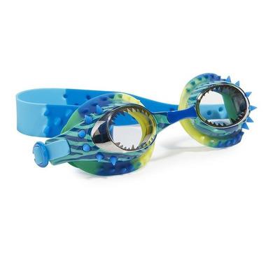 Bling2O, Okulary do pływania, Dinozaur, Niebieskie