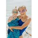 Bling2O, Okulary do pływania, Rzęsy, Różowe