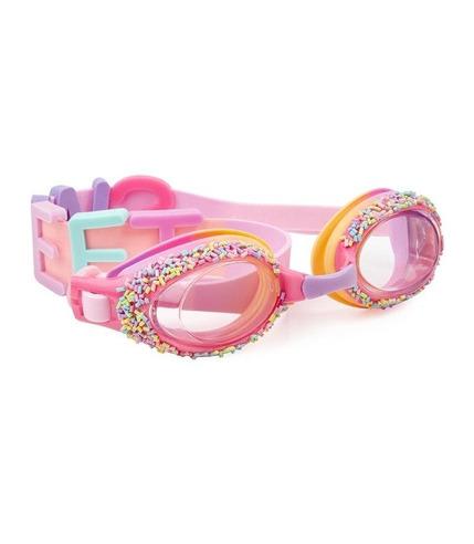 Bling2O, Okulary do pływania Sweet różowe
