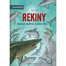 Rekiny Najlepsi Myśliwi W Przyrodzie Naukomiks, Joe Flood