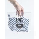 Baby Bites, Zestaw dla noworodka Sailor (0-3 miesięcy) Blue