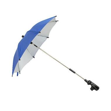 Poupy, Parasolka Przeciwsłoneczna do Wózka Spacerowego, Niebieska