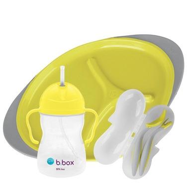 B.Box, Zestaw do karmienia, Lemon Sherbet