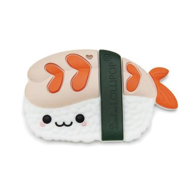 LouLou Lollipop, gryzak silikonowy Ebi Sushi
