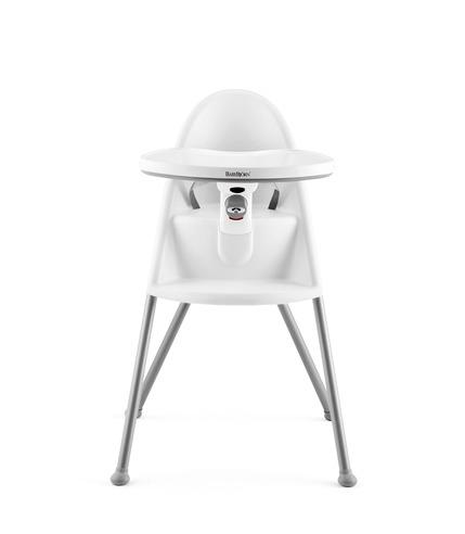 Krzesełko do karmienia - białe BabyBjörn