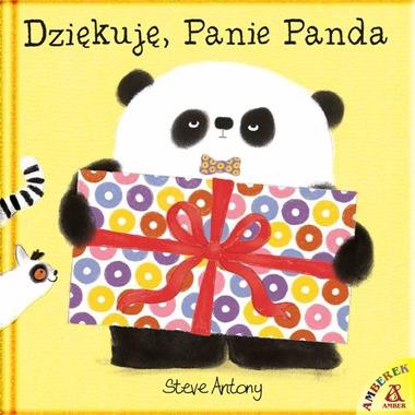 Dziękuję Panie Panda, Steve Antony