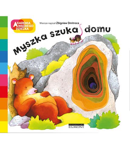 Myszka Szuka Domu Akademia Mądrego Dziecka A To Ciekawe, Zbigniew Dmitroca