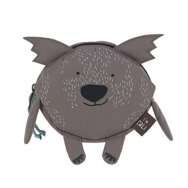 Lassig, Torebka listonoszka mini - nerka About Friends Wombat Cali