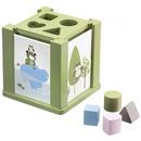Sorter Zielony W Sowy Kids Concept