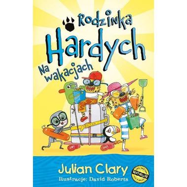 Na Wakacjach Rodzinka Hardych, Julian Clary