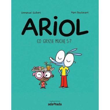 Ariol Co Gryzie Muchę S, Emmanuel Guibert
