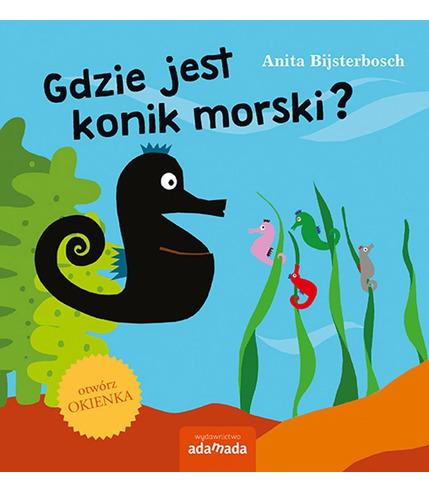 Gdzie Jest Konik Morski, Anita Bijsterbosch