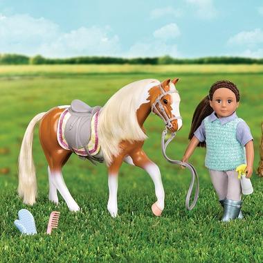 Lori, KOŃ American Paint Horse z akcesoriami