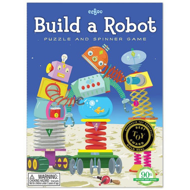 Gra Zbuduj Robota