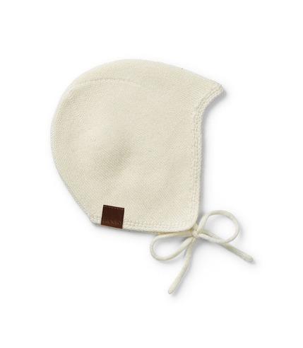 Elodie Details, Czapka Vintage - Vanilla White 0-3 m-cy