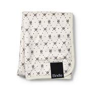 Elodie Details, Kocyk Pearl Velvet - Monogram