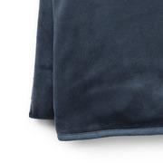 Elodie Details, Kocyk Pearl Velvet - Juniper Blue