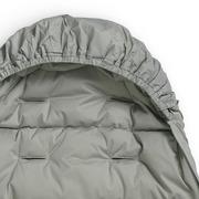 Elodie Details, puchowy śpiworek do wózka - Mineral Green