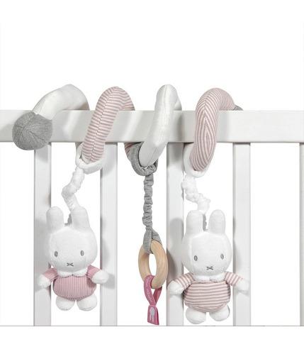 Tiamo, Miffy Pink Babyrib Spiralka