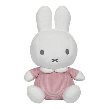 Tiamo, Miffy Pink Babyrib Przytulanka 32 cm