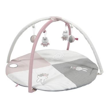 Tiamo, Miffy Pink Babyrib Mata edukacyjna