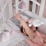 Tiamo, Miffy Pink babyrib Karuzela do łóżeczka