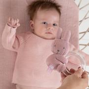 Tiamo, Miffy Pink Babyrib Grzechotka