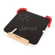 Janod, Układanka drewniana magnetyczna z tablicą Uczę się kolorów