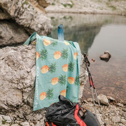 LittleLife, Ręcznik szybkoschnący Soft Fibre Lifeventure - Ice Cream 150x90 cm