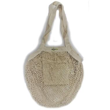 Sakwabag, eko Torba z kieszonką, zero waste, długie uszy 60cm