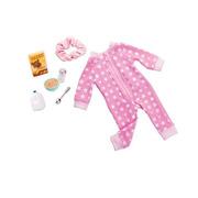 Our Generation, Zestaw ubranek dla lalek – pidżamka ONESIES FUNZIES