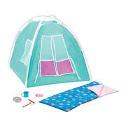 Our Generation, Zestaw akcesoriów – Happy Camper Set – NOCLEG W NAMIOCIE