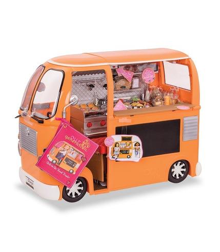 Our Generation, Food Truck z pełnym wyposażeniem – GRILL TO GO FOOD TRUCK