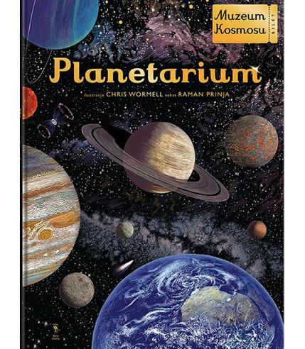 Planetarium, Raman Prinja, Chris Wormell