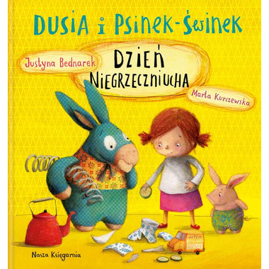 Dusia I Psinek-Świnek Dzień...