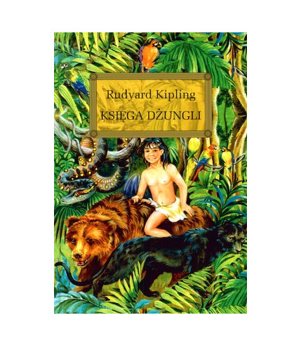 Księga Dżungli, Rudyard Kipling
