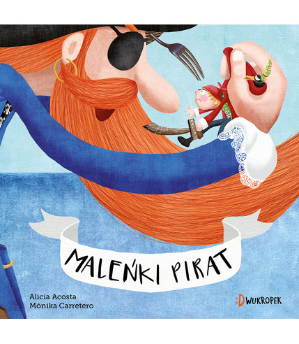 Maleńki Pirat, Alicia Acosta