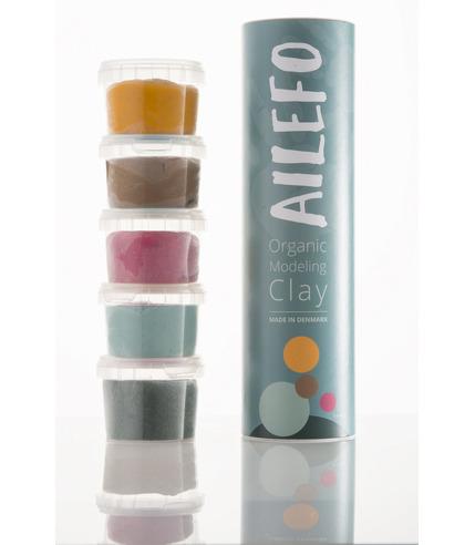 Ailefo, Organiczna Ciastolina, mała...