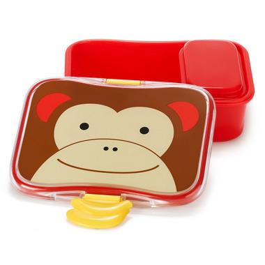 Skip Hop, pudełko śniadaniowe Małpa