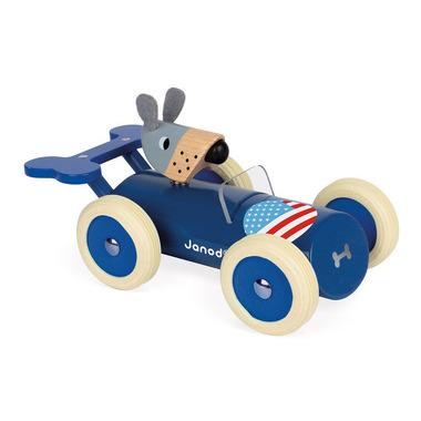 Janod, Drewniany samochód w...
