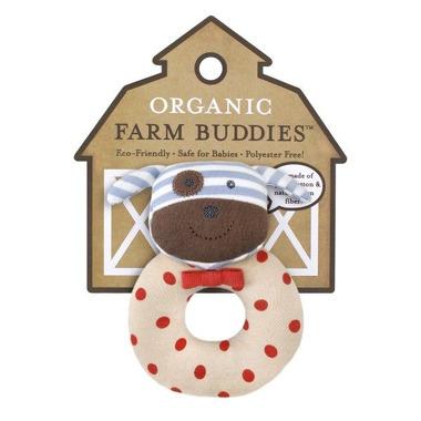 Grzechotka Piesek, Organic Farm Buddies
