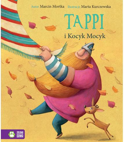 Tappi I Kocyk Mocyk, Marcin Mortka