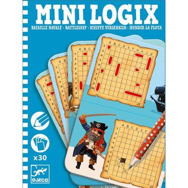 Djeco, Mini logix Statki