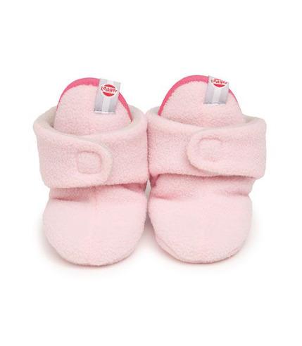 Buciki Baby Pink 0-4m