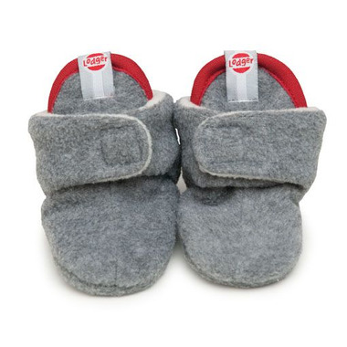 Buciki Light Grey 6-12m